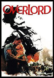 "Movie poster for ""OVERLORD (1961)"""
