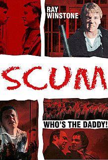 "Movie poster for ""SCUM"""