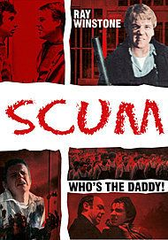 "Movie poster for ""SCUM"""