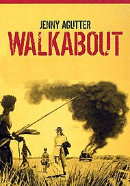 "Movie poster for ""WALKABOUT"""