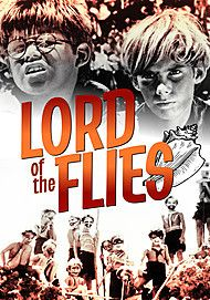 "Movie poster for ""LORD OF THE FLIES"""