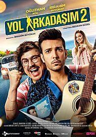 """Movie poster for """"Yol Arkadaşım 2"""""""