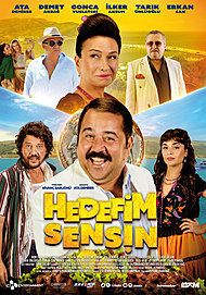 "Filmplakat für ""Hedefim Sensin"""