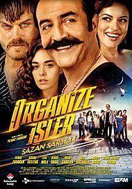 """Filmplakat für """"Organize Isler 2 - Sazan Sarmali"""""""