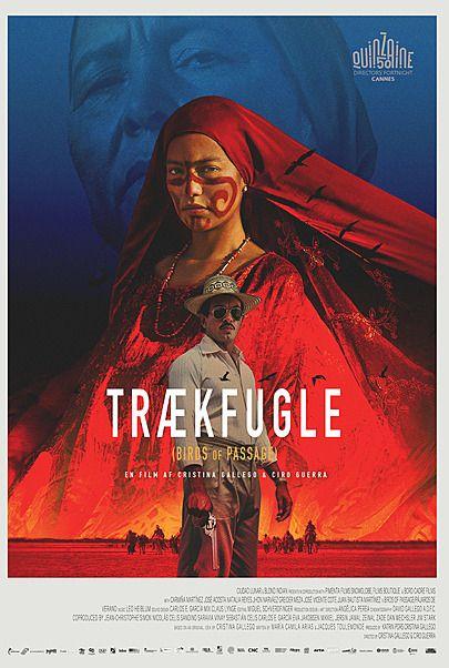 """Movie poster for """"TRÆKFUGLE"""""""