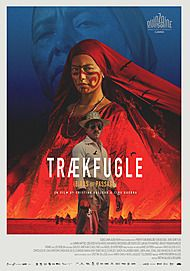 "Movie poster for ""TRÆKFUGLE"""