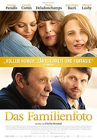 """Movie poster for """"Photo de Famille"""""""