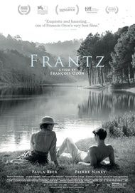 "Movie poster for ""FRANTZ"""