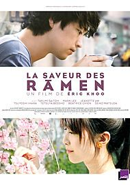 "Movie poster for ""RAMEN TEH"""