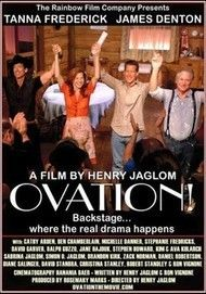 "Movie poster for ""OVATION"""