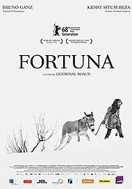 "Movie poster for ""FORTUNA"""