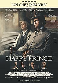 """Movie poster for """"THE HAPPY PRINCE"""""""