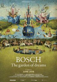 "Movie poster for ""BOSCH: THE GARDEN OF DREAMS"""
