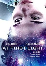 "Movie poster for ""AT FIRST LIGHT"""