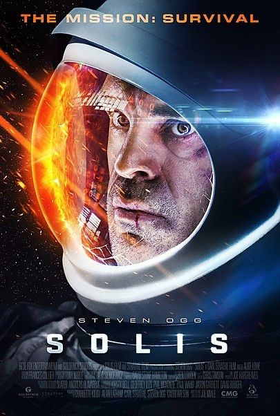 """Movie poster for """"SOLIS"""""""