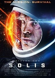 "Movie poster for ""SOLIS"""