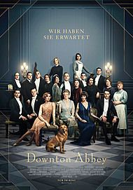 "Filmplakat für ""DOWNTOWN ABBEY (2019)"""