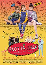 """Filmplakat für """"Mein Lotta-Leben - Alles Bingo mit Flamingo"""""""