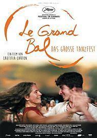 """Filmplakat für """"Le Grand Bal - Das große Tanzfest"""""""