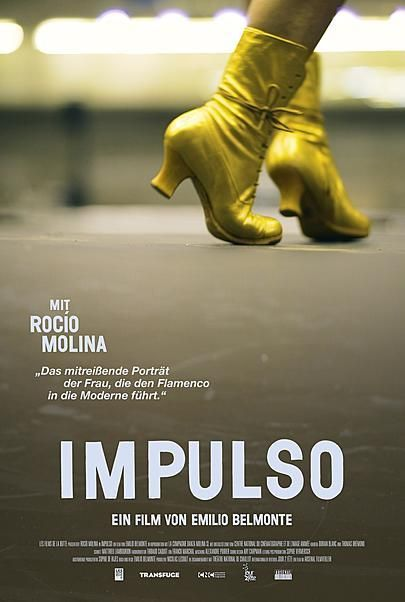 """Movie poster for """"Impulso"""""""