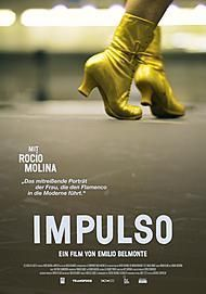 "Movie poster for ""Impulso"""