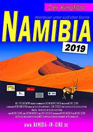 """Filmplakat für """"Namibia"""""""