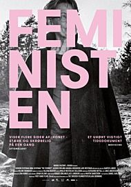 "Movie poster for ""Feministen"""