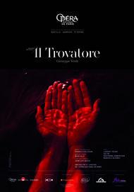 """Movie poster for """"Il TROVATORE """""""