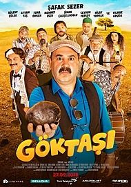 "Movie poster for ""Göktaşı"""