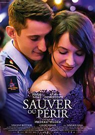 """Movie poster for """"SAUVER OU PERIR"""""""