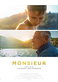 "Movie poster for ""MONSIEUR"""