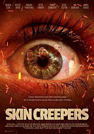 """Filmplakat für """"Skin Creepers"""""""