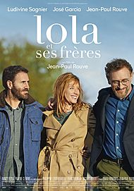 """Movie poster for """"LOLA & HER BROTHERS"""""""