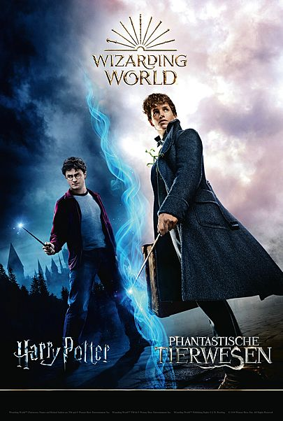 """Filmplakat für """"Harry Potter Marathon"""""""