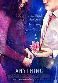"Movie poster for ""Anything"""