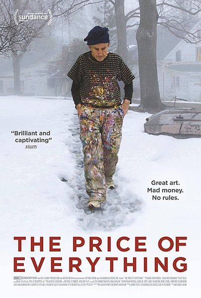 """Movie poster for """"THE PRICE OF EVERYTHING"""""""