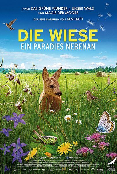 """Movie poster for """"Die Wiese - Ein Paradies Nebenan"""""""