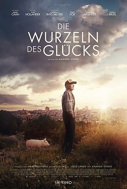 """Filmplakat für """"Die Wurzeln des Glücks"""""""