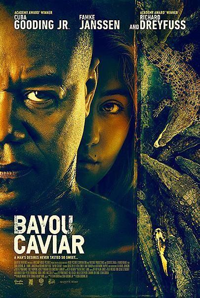 """Movie poster for """"BAYOU CAVIAR"""""""