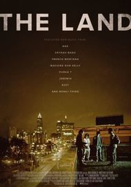 "Movie poster for ""THE LAND"""