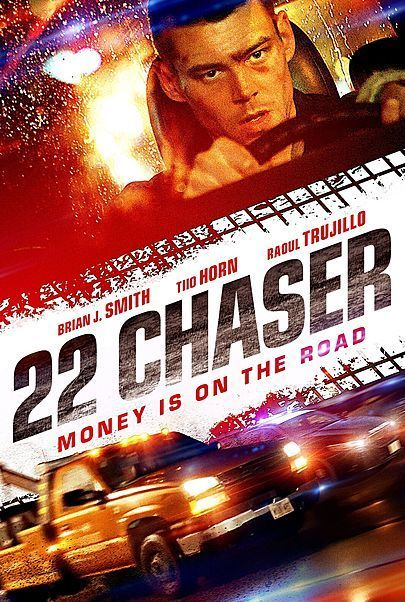 "Movie poster for ""22 CHASER"""