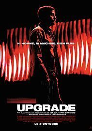 "Movie poster for ""Upgrade"""