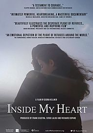 "Movie poster for ""INSIDE MY HEART"""