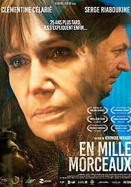 "Movie poster for ""EN MILLE MORCEAUX"""