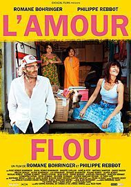 "Movie poster for ""L'AMOUR FLOU"""