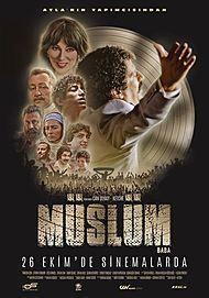 "Movie poster for ""Müslüm"""