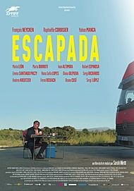 "Movie poster for ""ESCAPADA"""