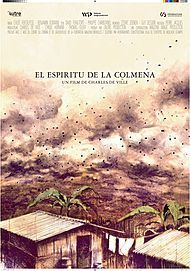 "Movie poster for ""EL ESPIRITU DE LA COLMENA"""