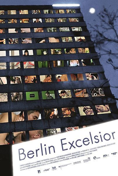 """Filmplakat für """"Berlin Excelsior"""""""