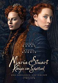 """Filmplakat für """"Maria Stuart, Königin von Schottland"""""""